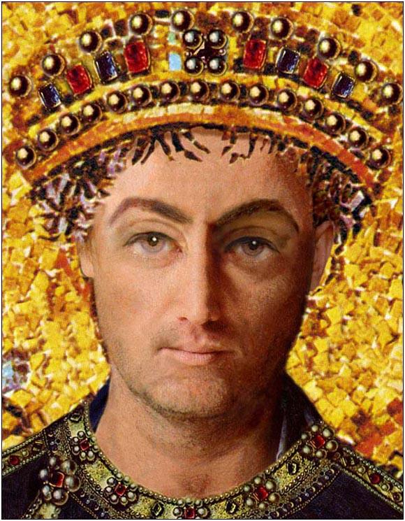 FLAVIUS PETRUS SABBATIUS JUSTINIANUS